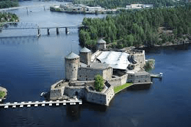 Savonlinna-fortress