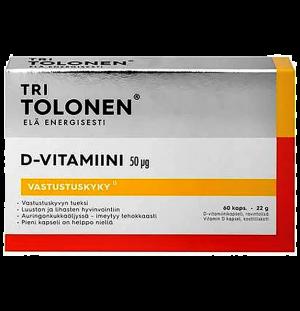 Витамин D 50 мкг