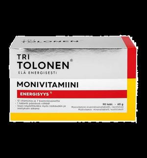 Финские витамины, минералы Толонен
