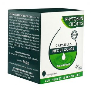 Phytosun Aroms, Omega Pharma