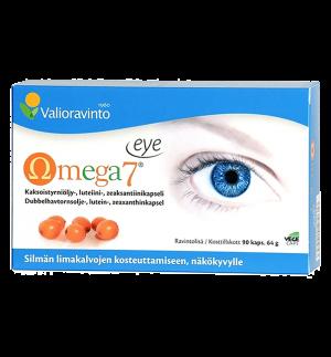 Омега 7 для глаз с облепихой
