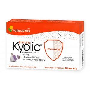Valioravinto Immune Kyolic