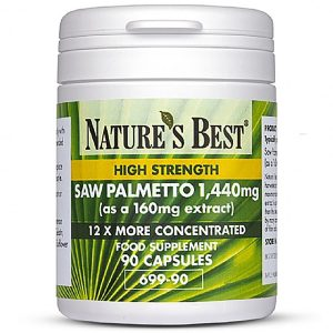 Nature's Best Saw Palmetto