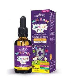 Immune Plus drops for children