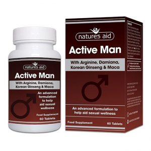 Nature's Aid Active Man