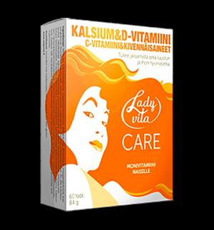 Ladyvita Care vitamins for women