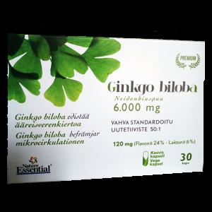 Ginkgo 6000 Nature Essential