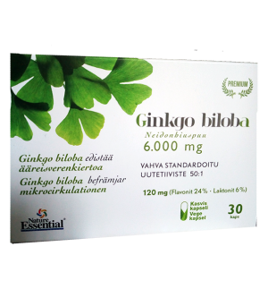 Ginkgo 6000 Nature Essential