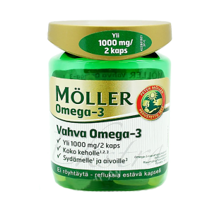 Moller strong Омега 3