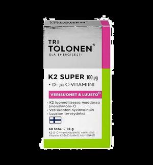 Витамин К2 с витаминами С,D